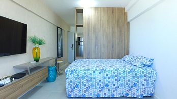 building time, ER accommodations, Maceio, Alagoas, Tip green